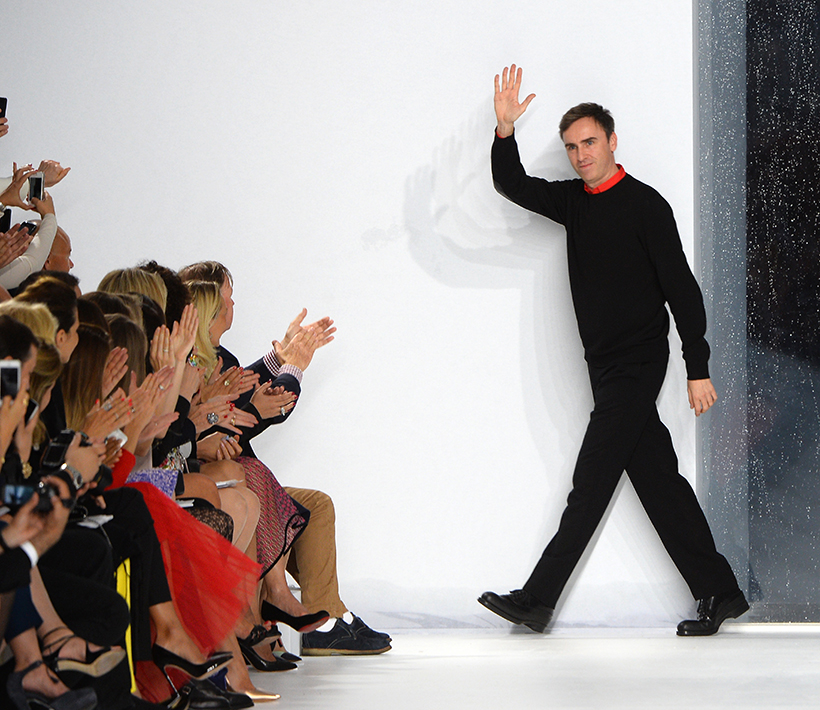 Designer of theYear — Raf Simons/Christian Dior