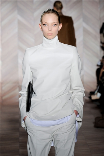 High Collars/Turtlenecks