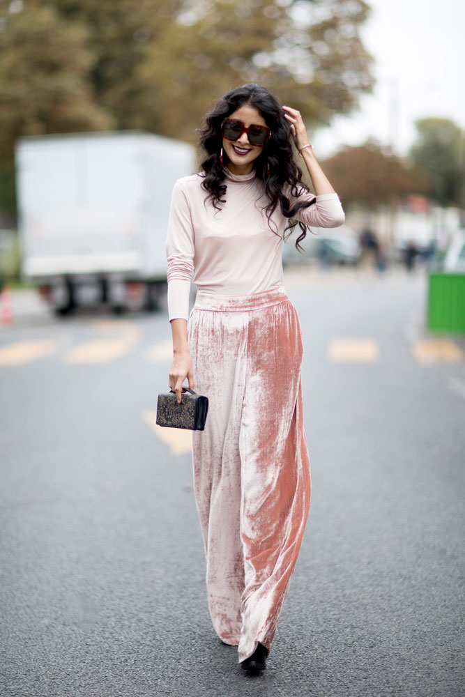 Head-to-Toe Millennial Pink