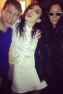 Kelly Cutrone Hangs With Charli XCX