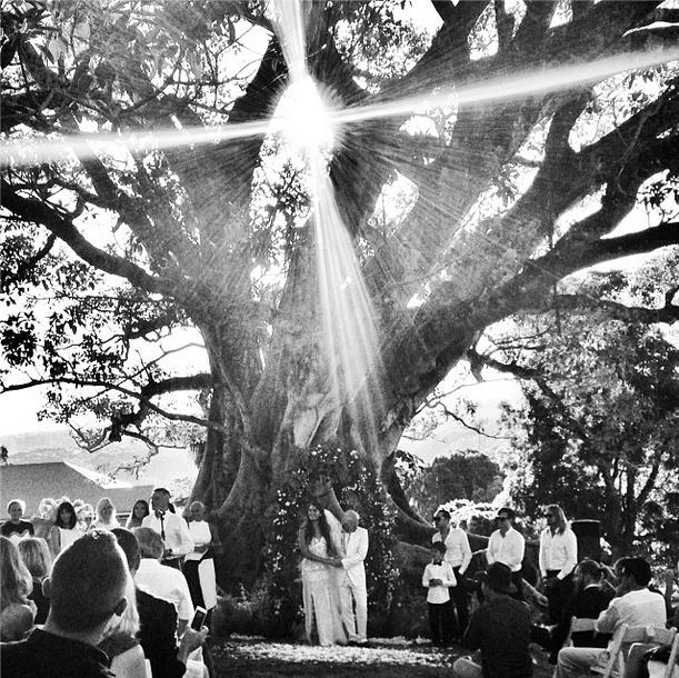 Alexandra Spencer Snaps Danbi's Wedding