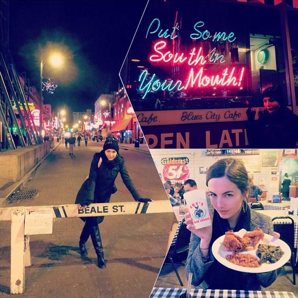 Camilla Belle's Food Tour
