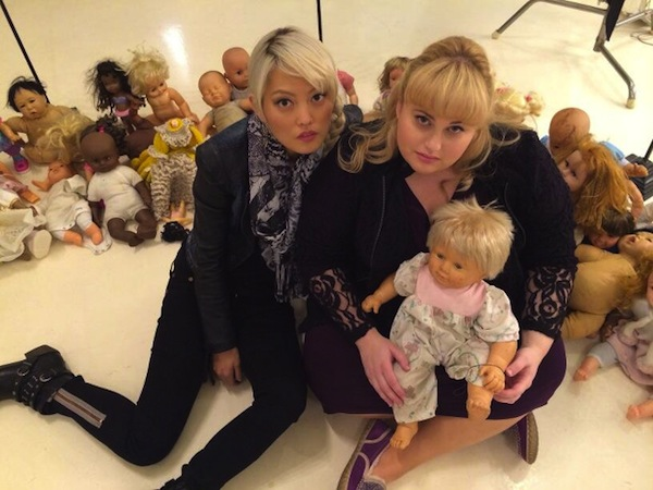 Rebel Wilson's Just One of the Dolls
