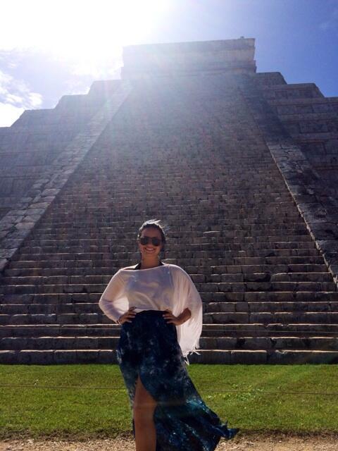 Demi Lovato Goes Traveling