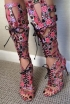 Interesting Boots, Louise Roe