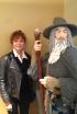 Susan Sarandon (Sort of) Meets Ian McKellen