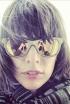 Milla Jovovich's Swaggy Sunglasses