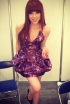 Carly Rae Jepsen's Didit Dress and Red Hair
