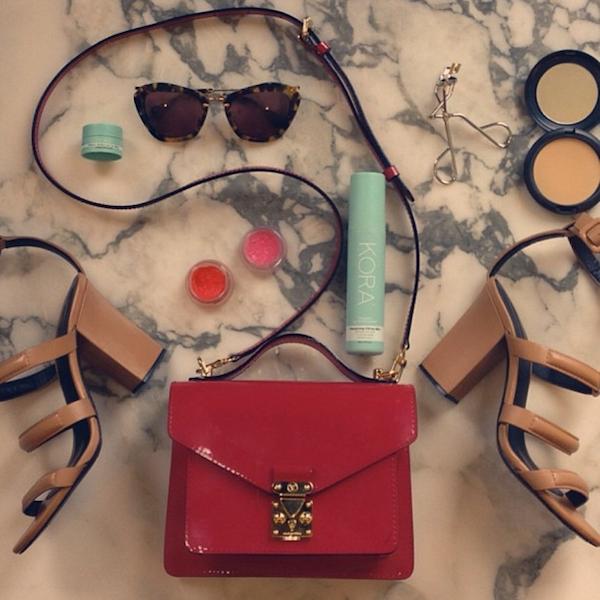 What's in Miranda Kerr's Bag?