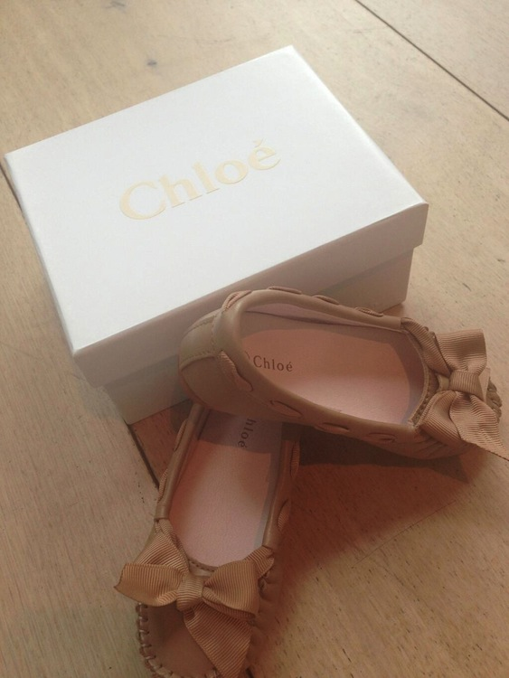 Victoria Beckham's Chloe Find