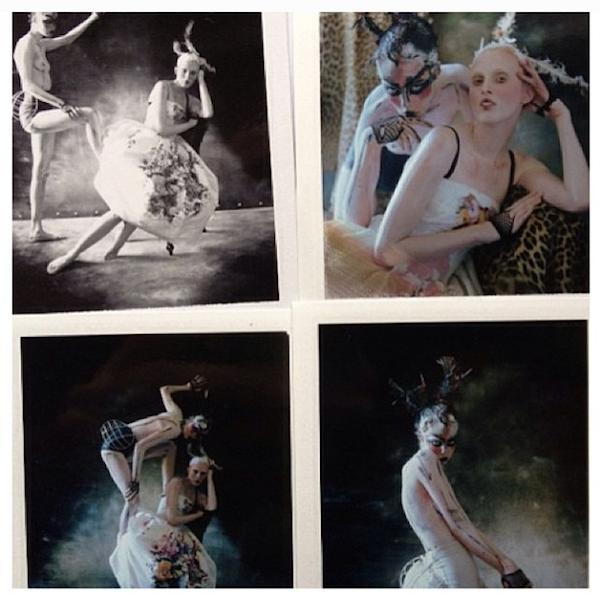 Karen Elson's Fantastical Shoot