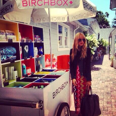 Rachel Zoe's Birchbox Find