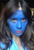 Zooey Deschanel Does Smurfette