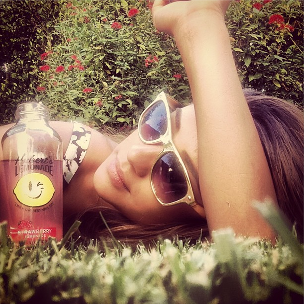 Shay Mitchell's Drink of Choice