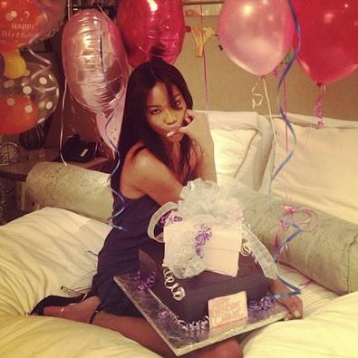 Happy Birthday Chanel Iman