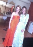 Kylie Minogue with SJP