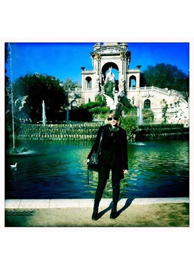 Vicky Christina Dianna Barcelona