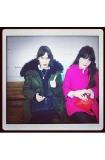 Alexa Chung and Zooey Deschanel's Subway Style