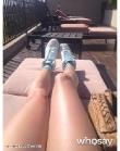 Eliza Doolittle's Nikes
