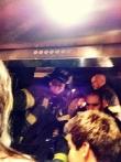 Hilary Rhoda Stuck in an Elevator