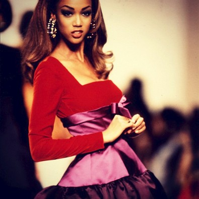 Tyra Banks' Flashback