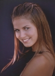 Heidi Klum Way Back When