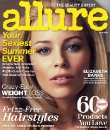 Elizabeth Banks on the Cover of Allure
