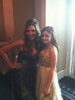 Ariel Winter Meets Heather McDonald