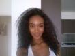 Jourdan Dunn Goes Au Naturel