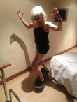 Ellie Goulding is a Skater Girl
