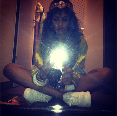 M.I.A. in the Mirror