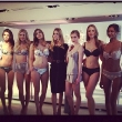 Rosie Huntington-Whiteley Launches Her Lingerie Line