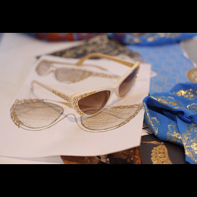 Emma Roberts Inspires Nanette Lepore Sunglasses