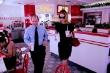Natalia Vodianova Eats Fast Food