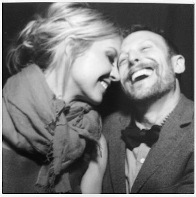 Jenna Elfman's Pre-Oscars Fun