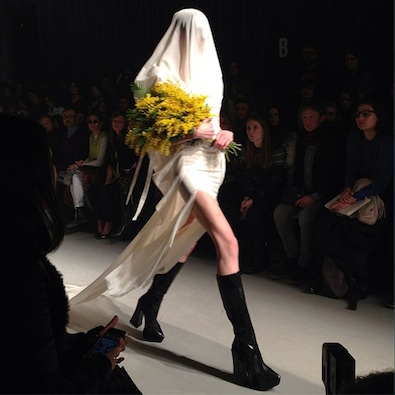Vivienne Westwood's Punky Bridal Style