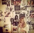 Rosie Huntington-Whiteley Works on the Violet Files