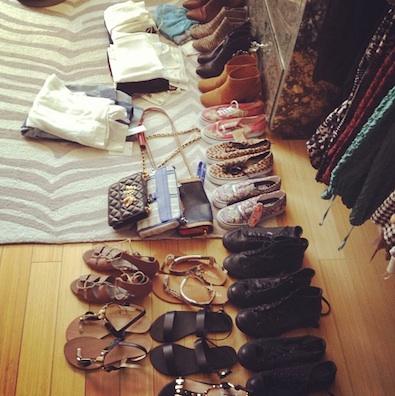 Whitney Port's Coachella Packing List