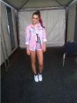 Jessie J's Bubblegum Denim
