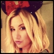 Ashley Tisdale's Mousey Look