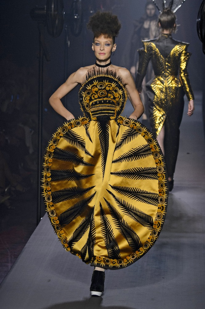 16 most ugly dresses from the 2015 runways thefashionspot gaultier couture fall 2015 junglespirit Gallery