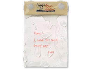 Aqua Love Notes