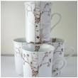 Rust Designs Birch Mug Set
