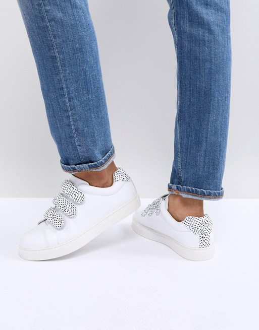 Suncoo  Velcro Sneakers Are the Latest 'Ugly' Shoes to Be Embraced By the Fashion Set suncoo triple velcro mono sneakers