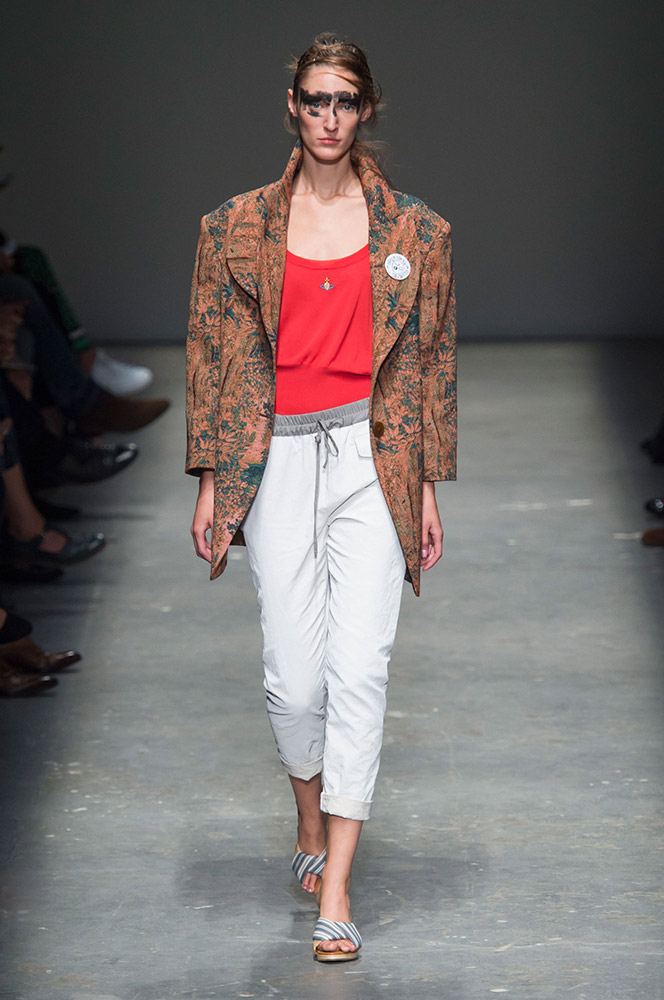 Vivienne Westwood Red Label Spring 2016