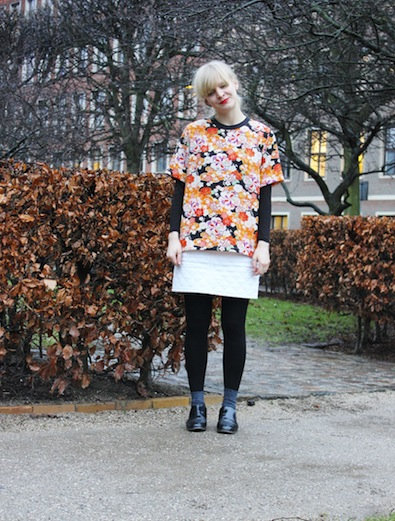 Copenhagen Fashion Week Street Style Fall/Winter 2013