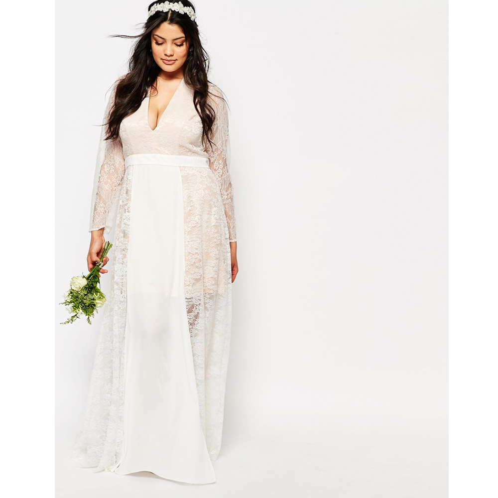 22 Cheap Wedding Dresses That Cost Less Than 500