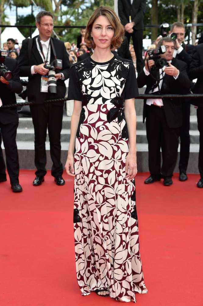 Sofia Coppola in Marc Jacobs
