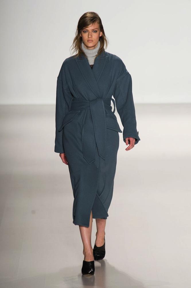 Robe Coat at Richard Chai Love