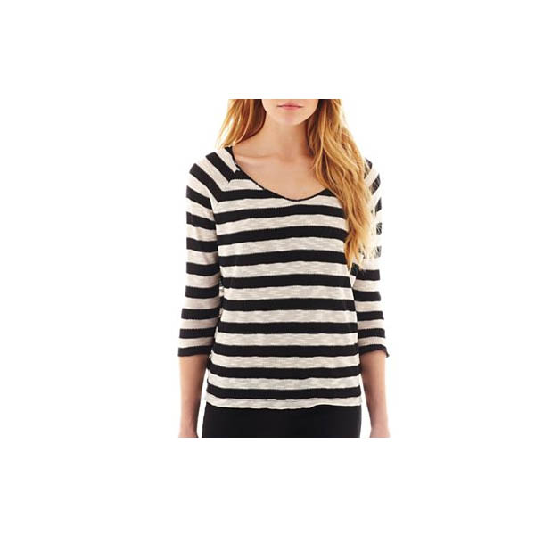 Striped Top: